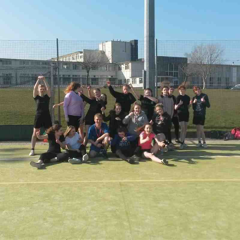Anglesey Schools Year 9 Girls Sports Festival 2016