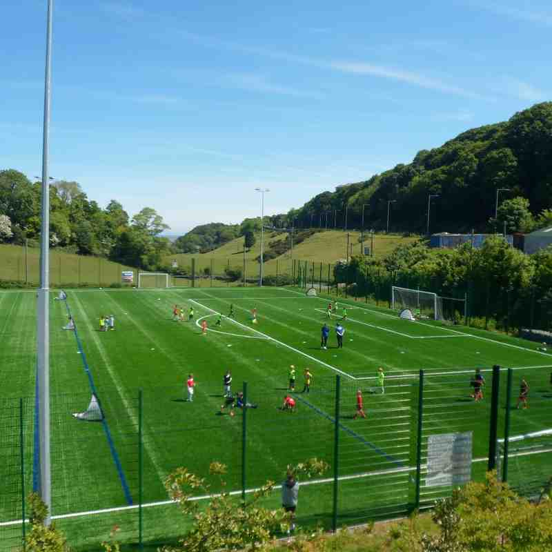 Bangor City FC May Half-Term Soccer Camp 2016