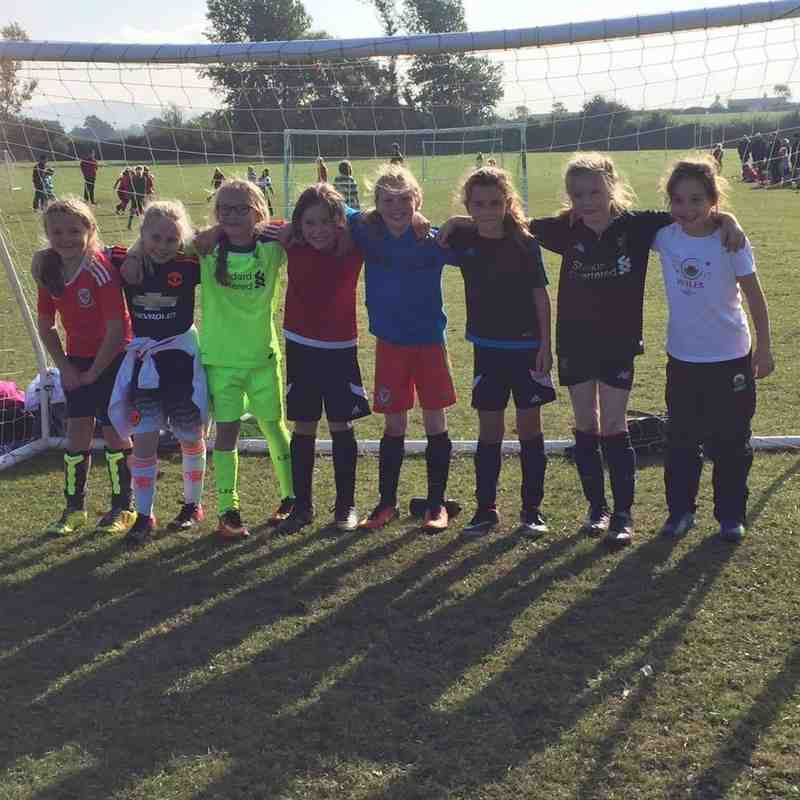 Bangor City U10 Girls