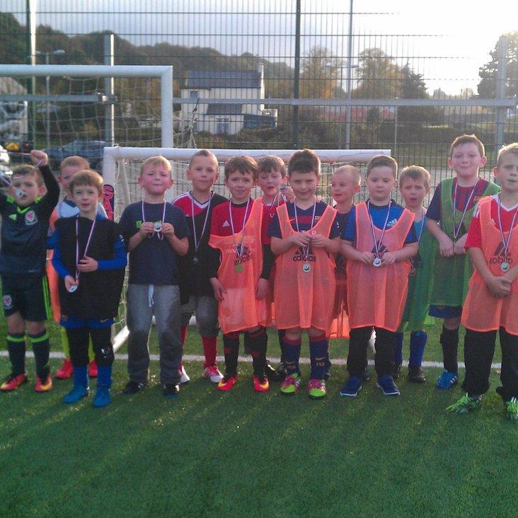 Happy Birthday Alfie from everyone at Bangor City FC!!!<