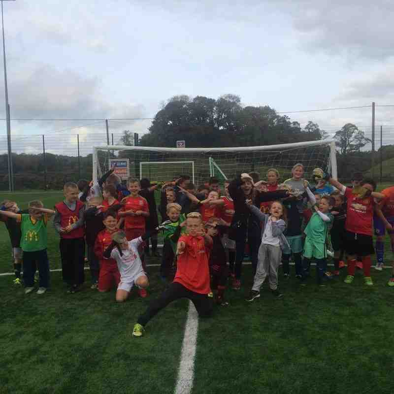 October Half-Term Soccer Camp 2016