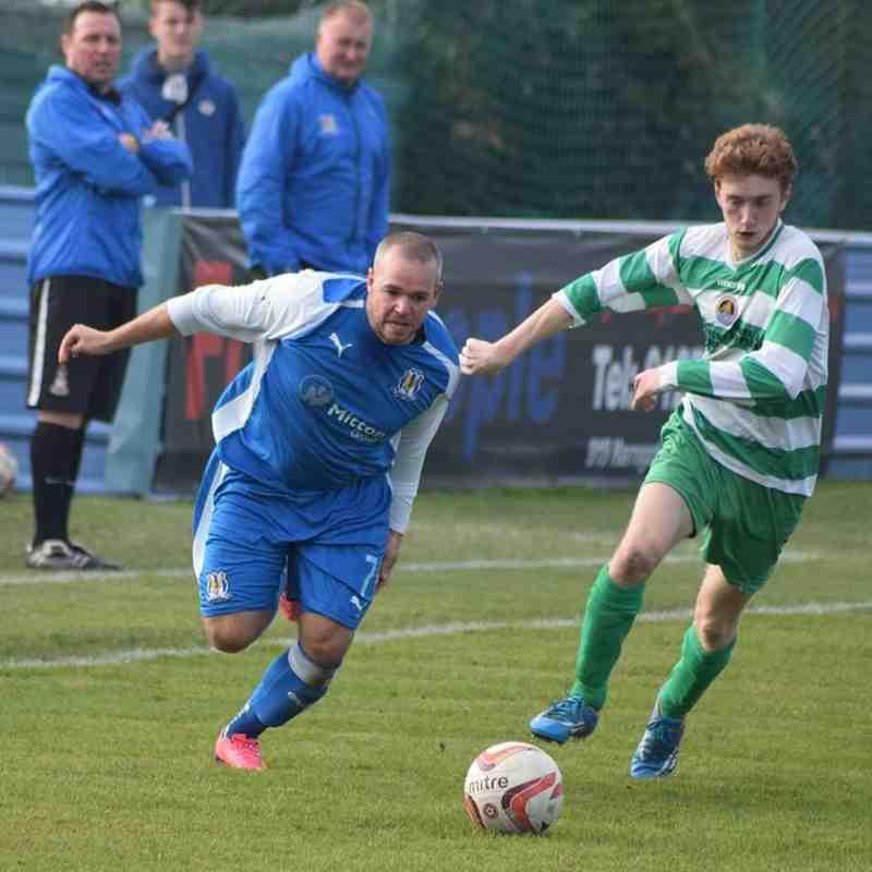 First Team v Glasshoughton Welfare - 3rd October 2015