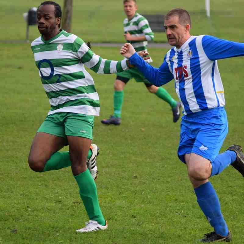Eccleshill United Sunday v Leeds East Celtic  - 3rd October 2015