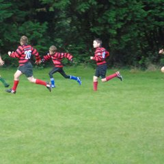 U13s v Perranporth - Sun  2 Oct 2016