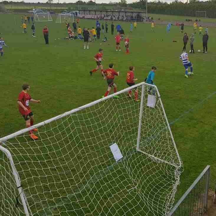 Carterton FC six asides tournament host some of the top sides in Oxfordshire and Wiltshire today