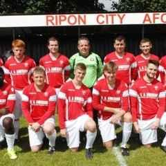 Ripon City v Boroughbridge