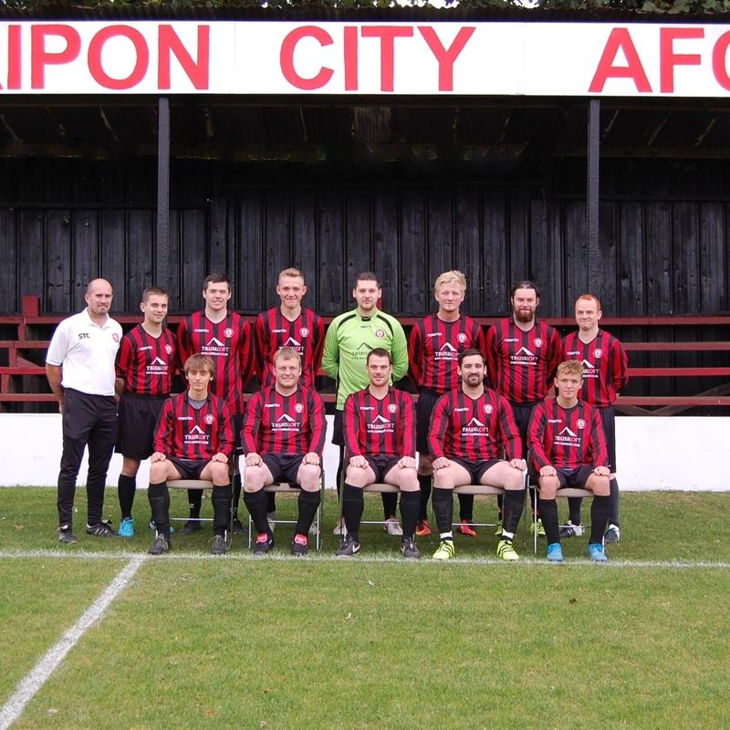Ripon Reserves lose to Dalton Athletic 3 - 4