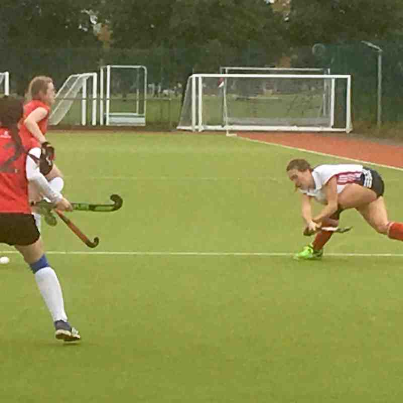 Ladies 1sts v Kendal 12 Nov 2016