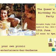 Queen's 90th Birthday Picnic Party