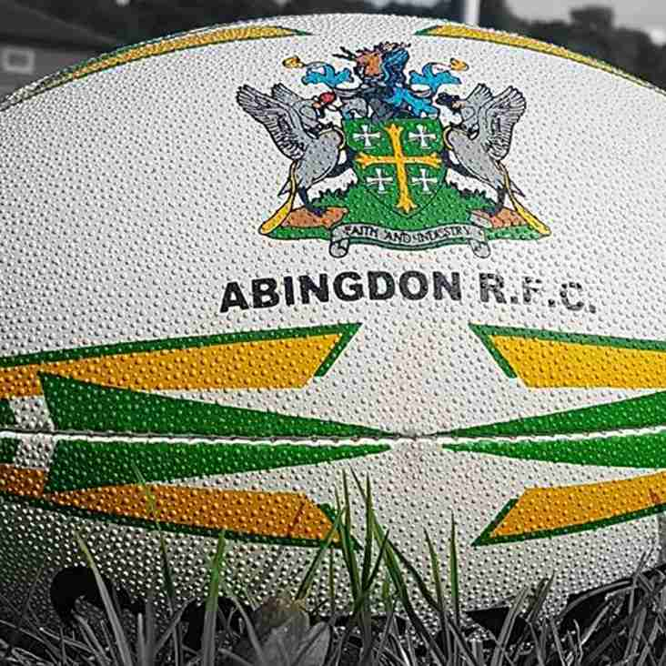 Abingdon RFC Facilities Development - Have your say