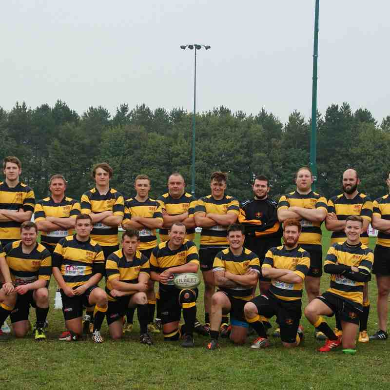 Consett RFC 2nd XV -V- Bishop Auckland 2nd XV (3-10-15)