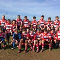 Under 14's lose to Frome RFC 65 - 15