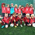 Under 12 -  Mid Sussex beat Worthing Minors 11 - 0