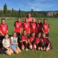 Under 13 Girls lose to Cuckfield Cosmos 4 - 1