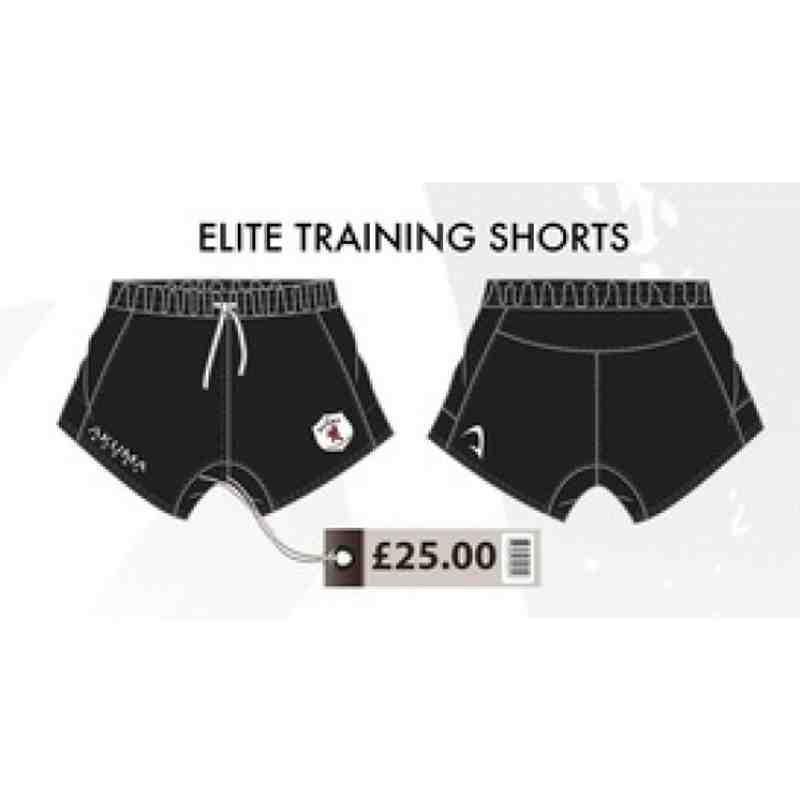 Elite Training Shorts