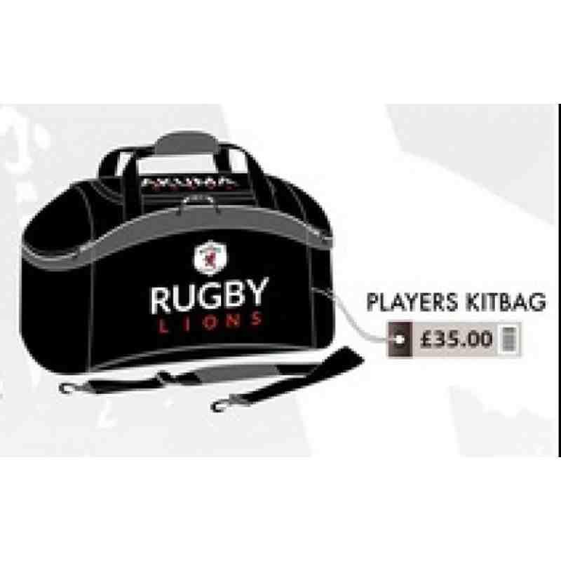 Players Kitbag