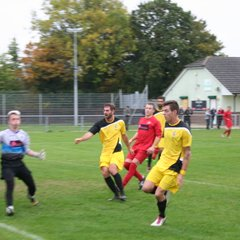 South Park Reserves, 29th October 2016, away.