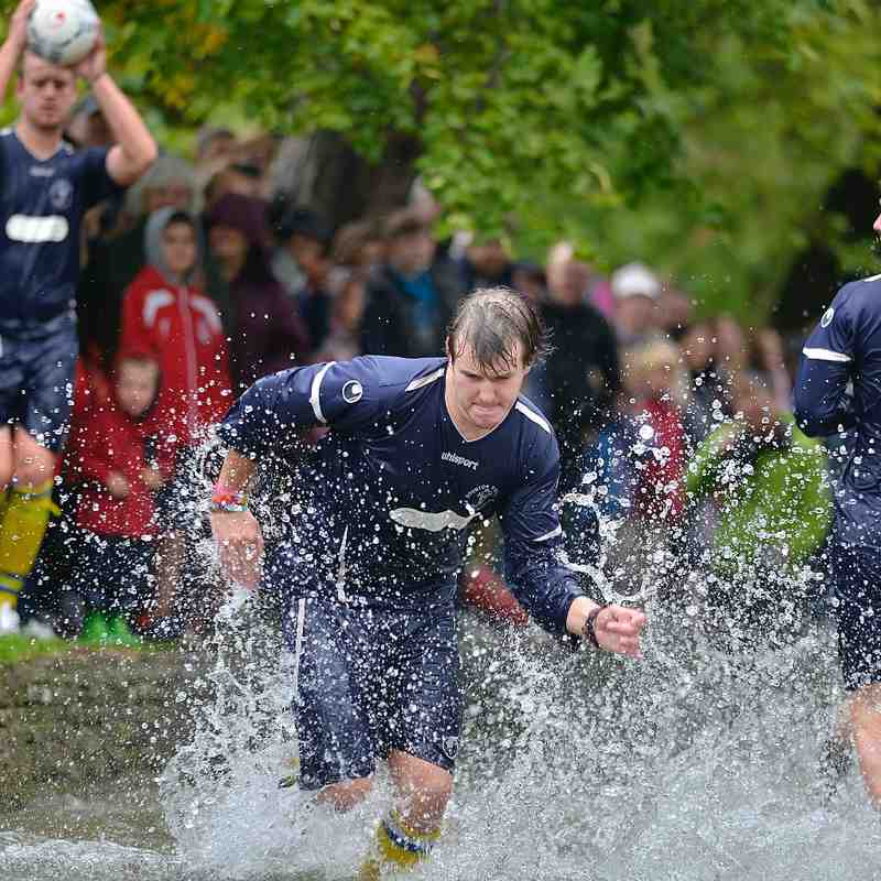 Football in the River 2015