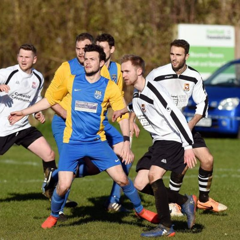 Rovers edge Rangers in Cotswold Derby