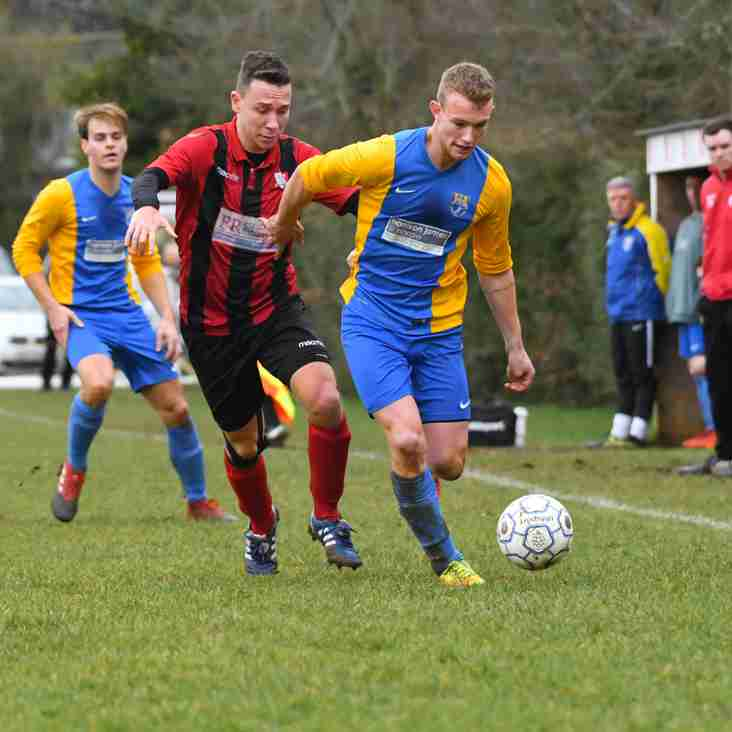 Gloucestershire FA Senior Cup (North) Semi Final Victory!