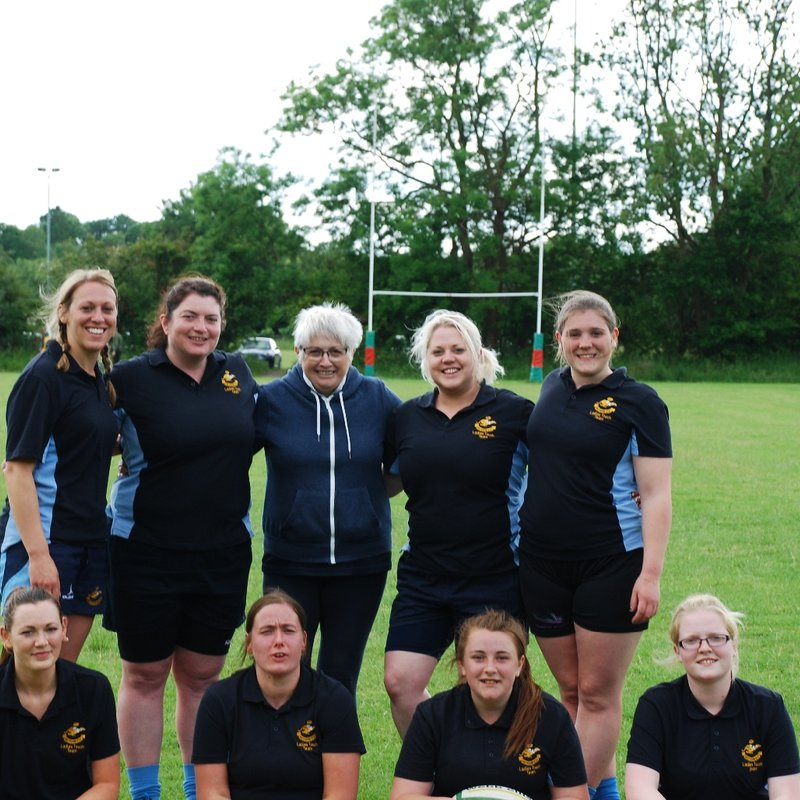 Senior Ladies lose to Hucclecote Ladies 12 - 10
