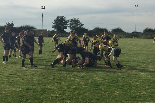 Rossington Loose out in 9 Try Thriller