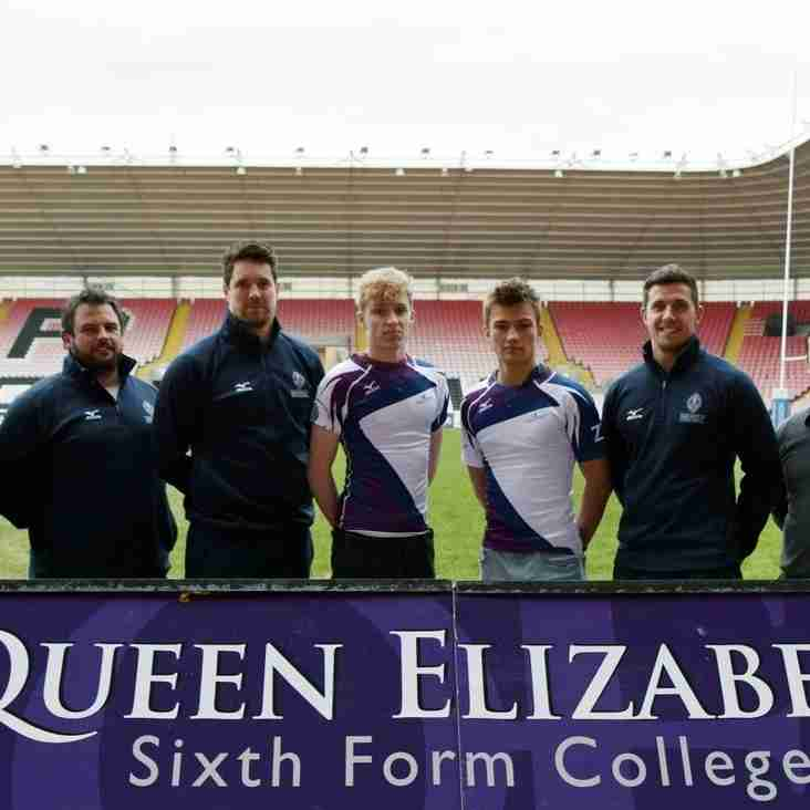 QE RUGBY ACADEMY OFFICIAL LAUNCH NIGHT
