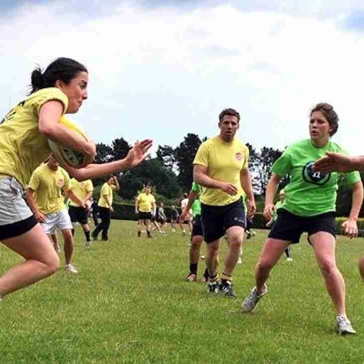 WORKPLACE CHALLENGE RUGBY FESTIVAL 2016