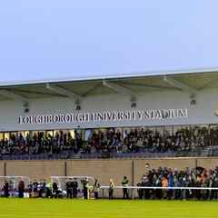 AROUND THE GROUNDS: LOUGHBOROUGH STUDENTS