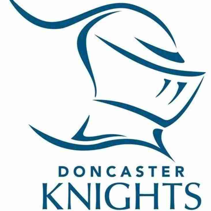 DONCASTER KNIGHTS RFC PREVIEW