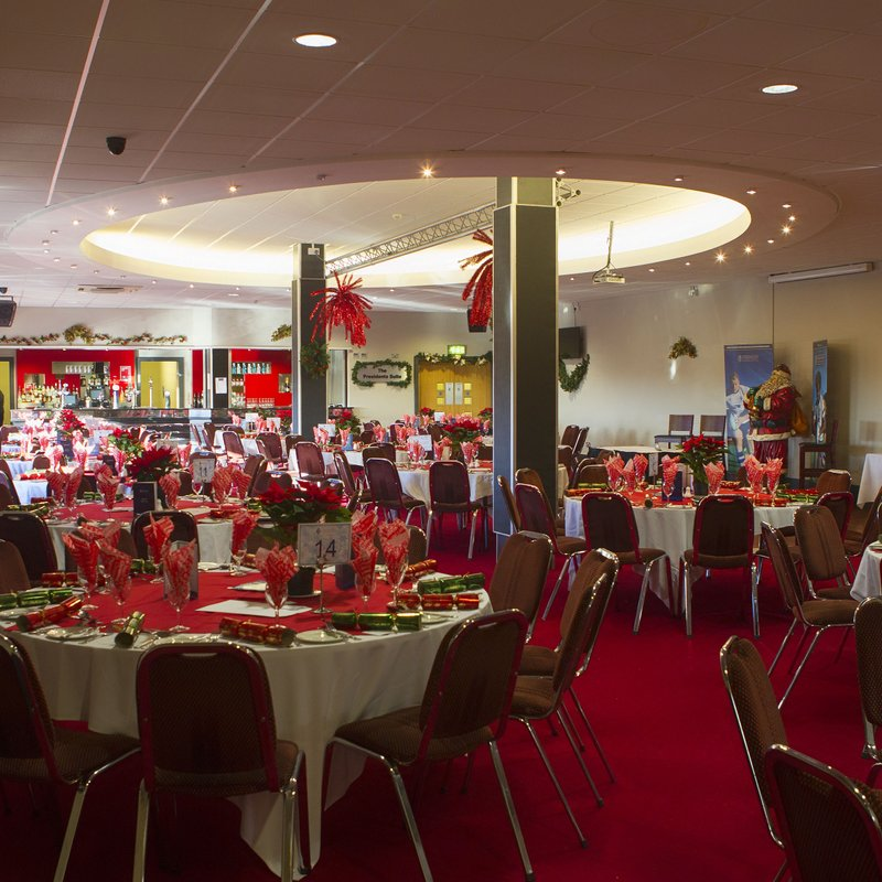 CHRISTMAS MATCH DAY HOSPITALITY