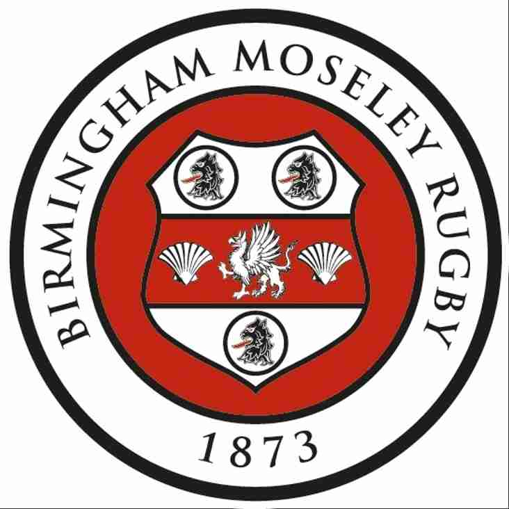 BIRMINGHAM MOSELEY RFC PREVIEW