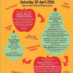 Berry Hill Community Orchard Open Day