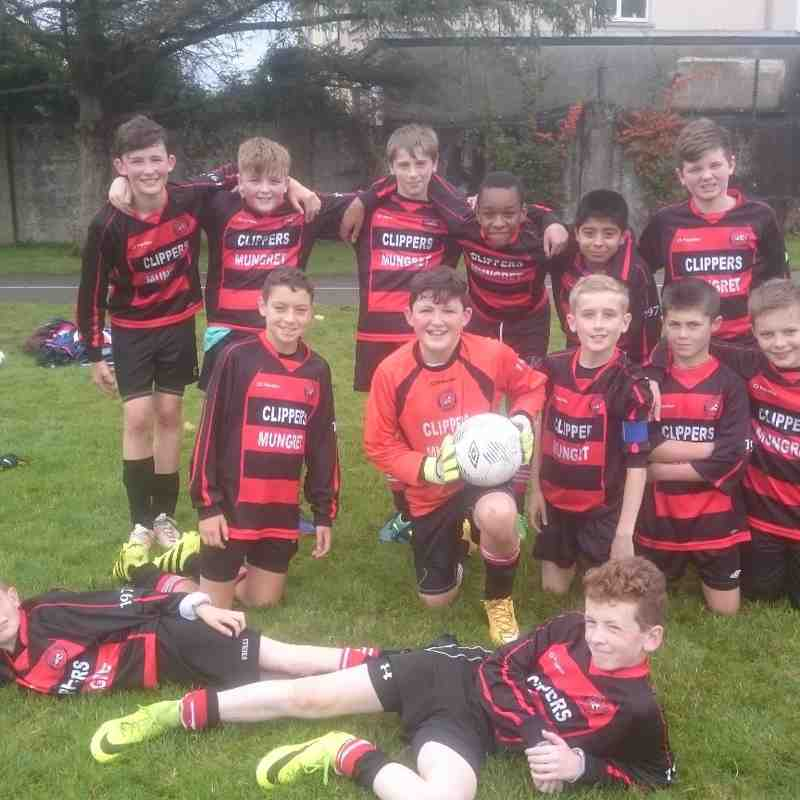 Under 13B Shelbourne Away