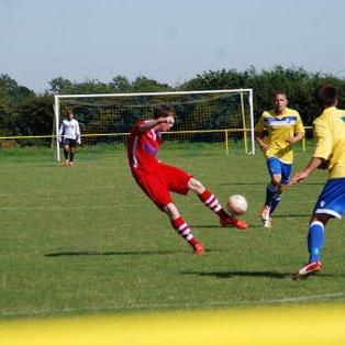 Norwich United v Haverhill Rovers