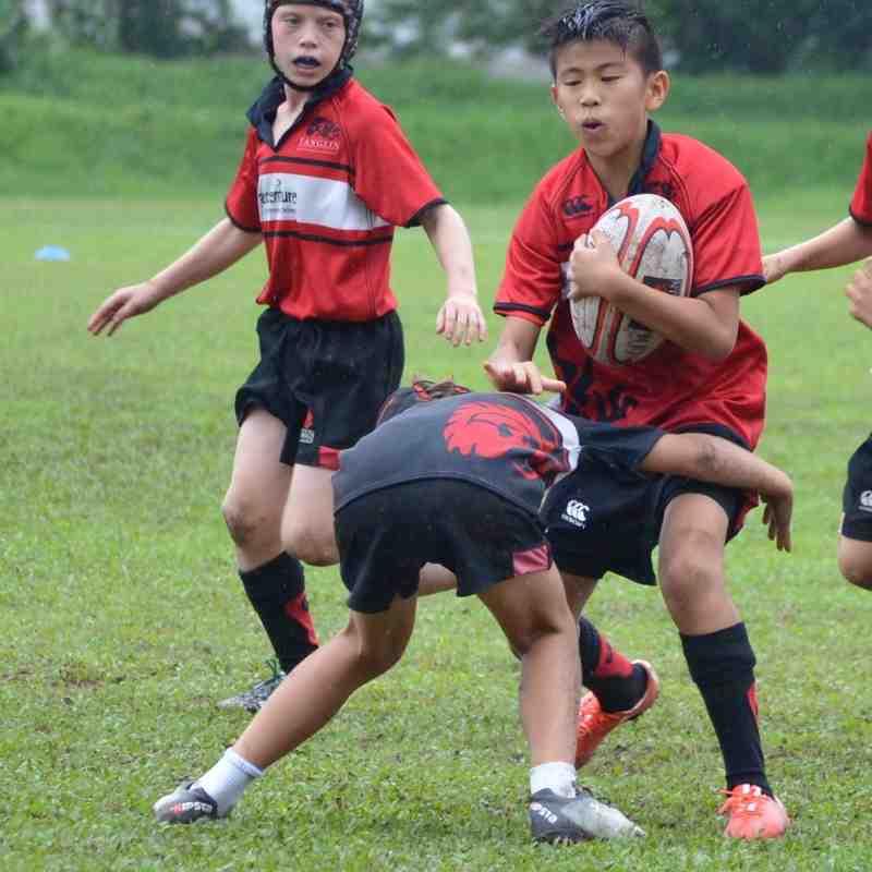 U11 CNY Training (photos thanks to Nick Challoner)