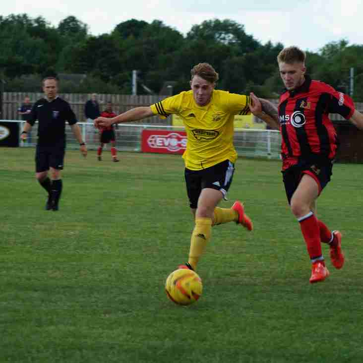 Understrength United Suffer Friendly Defeat