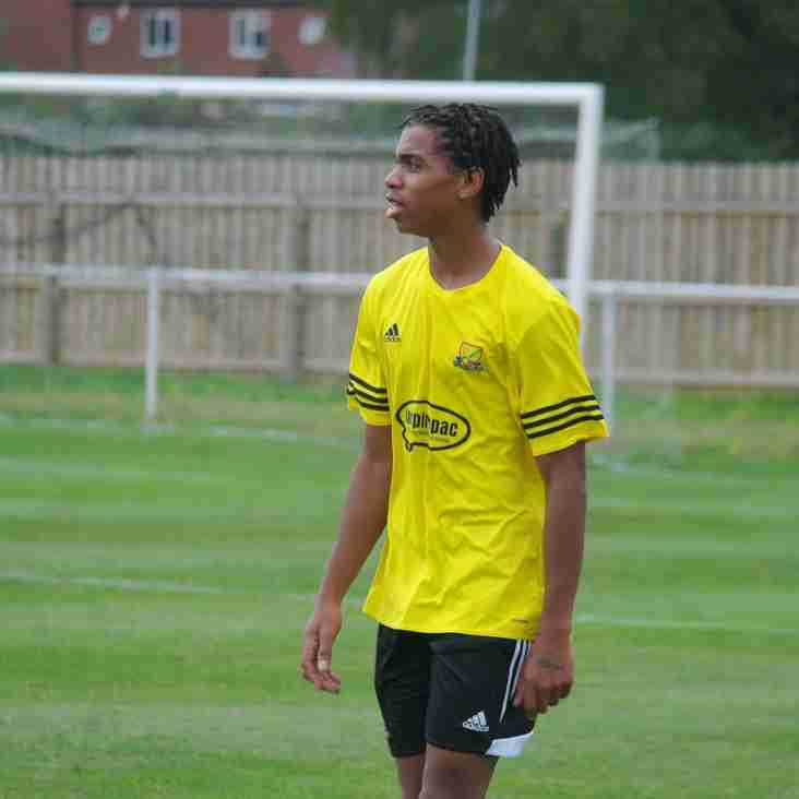 Basford Re-Sign Anderson From Crawley Town