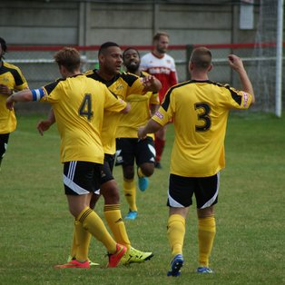 Basford Grab Late Winner At Gresley