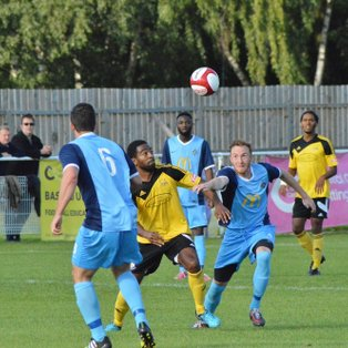 Solid Basford Secure FA Cup Second Qualifying Spot