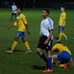 Grantham Goal Enough For A Point At Tividale