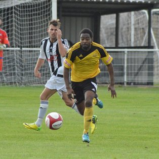 Market Drayton No Match For Four-Goal Basford (VIDEO NOW ONLINE)