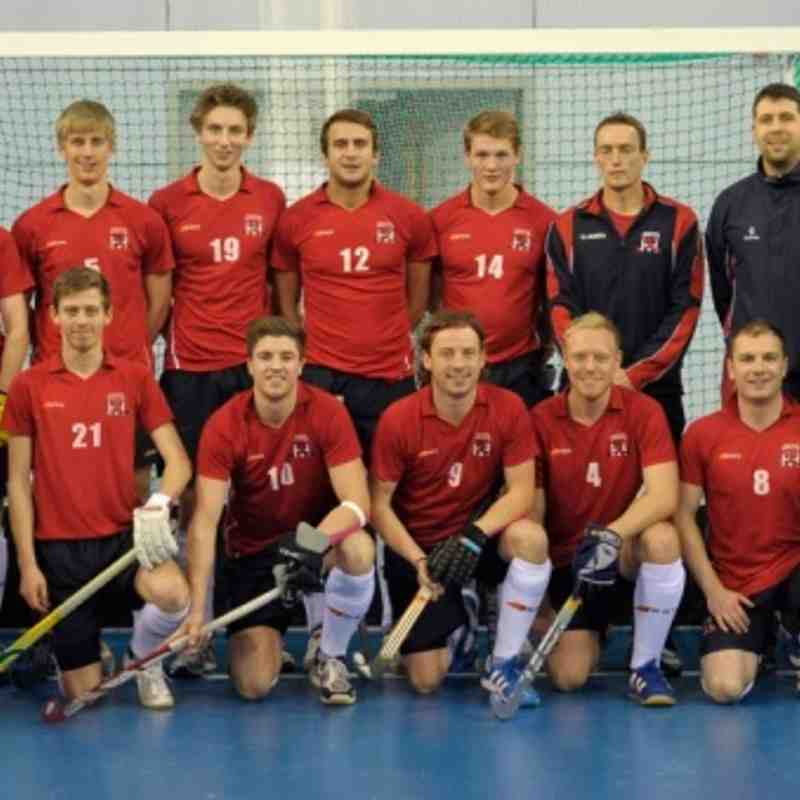 Mens Indoor 2012/2013