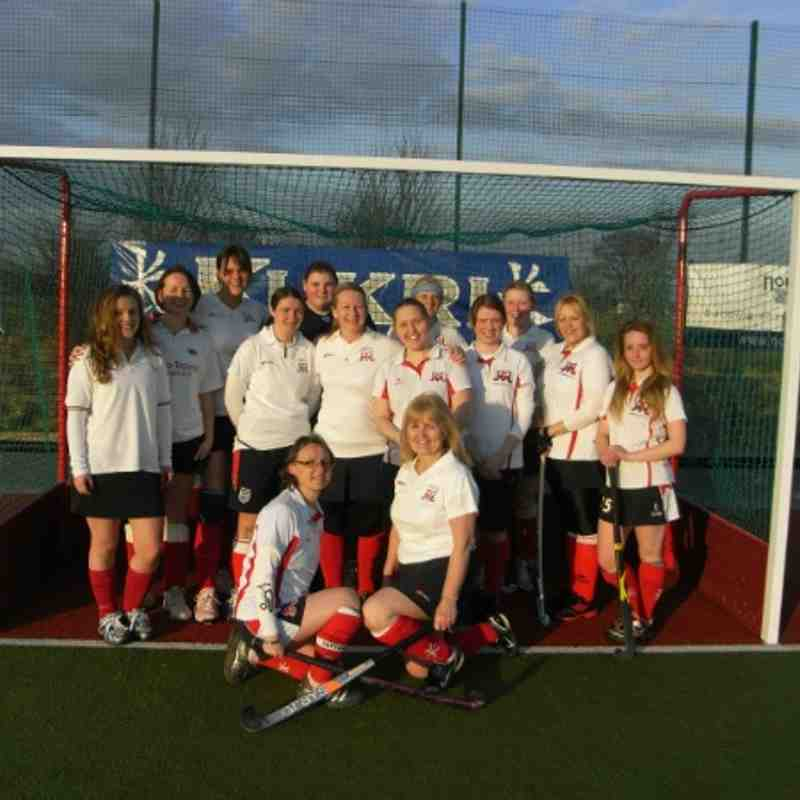 Ladies 4XI 2012/2013