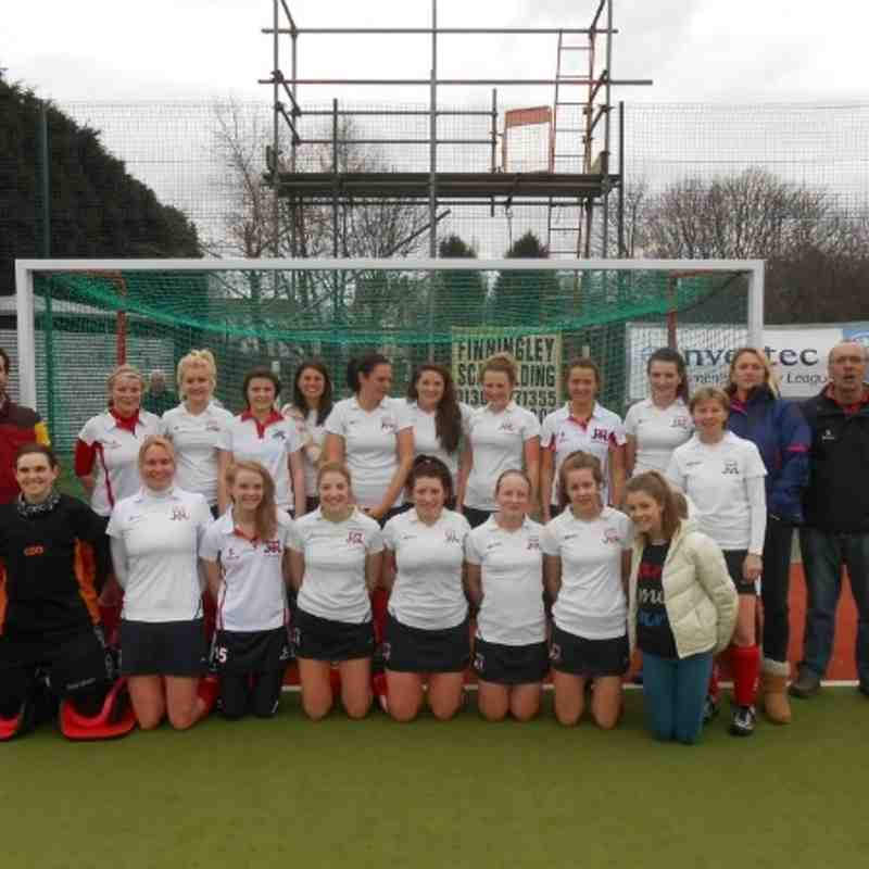 Ladies 2XI 2012/2013