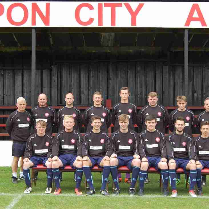 Match Report - Ripon City V Ossett Albion (County Challenge Cup)
