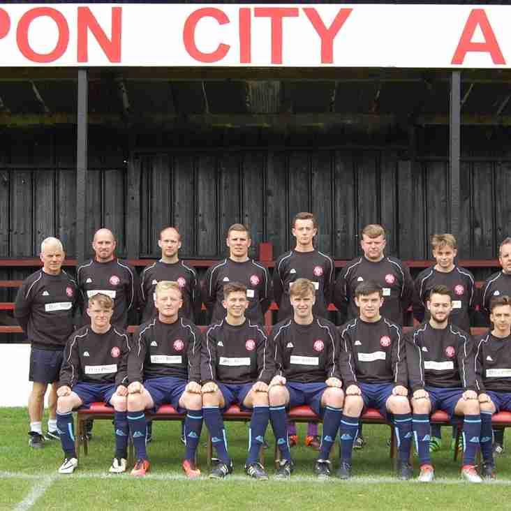 Match Report - Kellingley Welfare v Ripon City