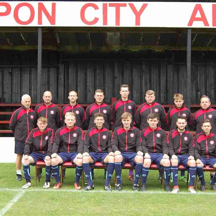 Match Report - Ripon City v Garforth Rangers