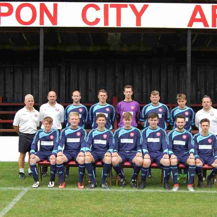 Match Report - Ripon City v AFC Horsforth