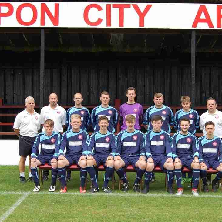 Match Report - Ripon City v AFC Horsforth